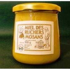 MIEL RUCHERS MOSANS 500 G D