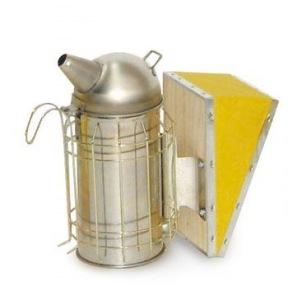 Enfumoir inox avec protection