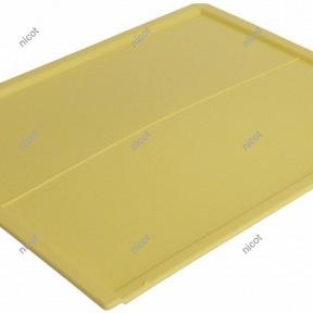 Tiroir jaune pour plancher NICOT