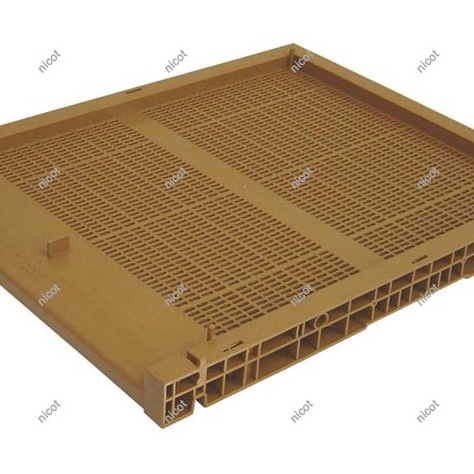 Plancher plastique ventillé NICOT DB 10 c