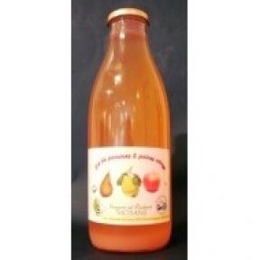 Jus de Pommes-Poires-Coings 1L