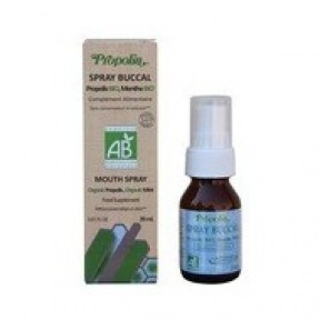 SPRAY BIO à la propolis 20 ml