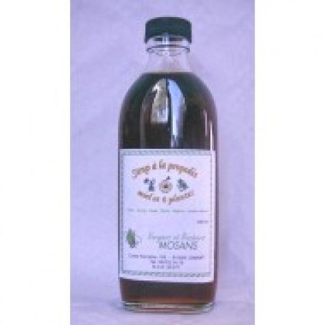 Sirop à la propolis (la bouteille)