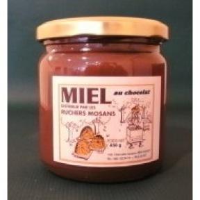 Miel chocolaté