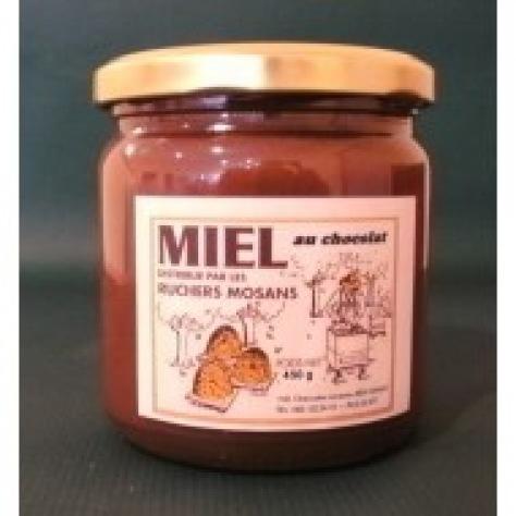 Miel chocolaté 450 g