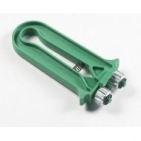 Roulette Zig-Zag tendeuse de fil