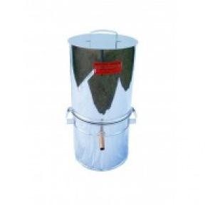 Chaudière à cire Besacier inox 25 litres