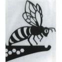 Potence abeille pour extérieur