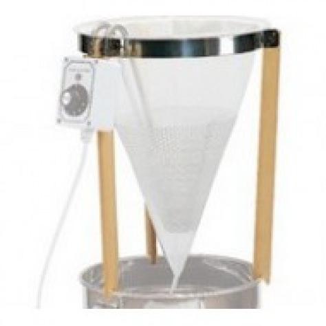 Support pour filtre nylon tronconique 32 cm