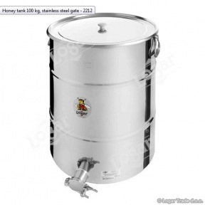 Maturateur LOGAR 100 Kg + poignées robinet inox