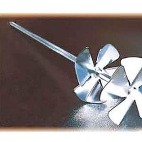 Mélangeur 2 hélices 60 cm pour foreuse