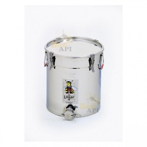 Maturateur LOGAR 35 KG + clips + poignées  robinet inox