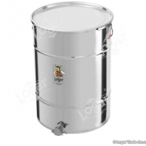 Maturateur LOGAR 200 KG + poignées  robinet Inox