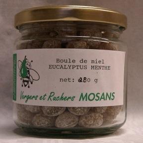 Boules de miel Eucalyptus