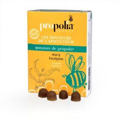 Gommes à la propolis  (la boîte)