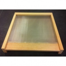 Plancher Dadant Type ROBIDA  grillagé inox + tiroir